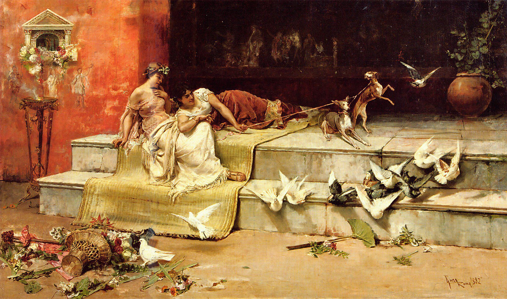 historia charik włoski